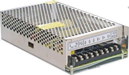 Power supplies 12 В 200 W